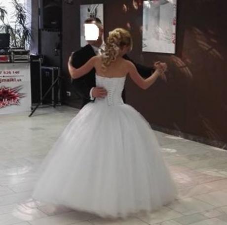 Svadobné šaty - predaj 5598024efe3