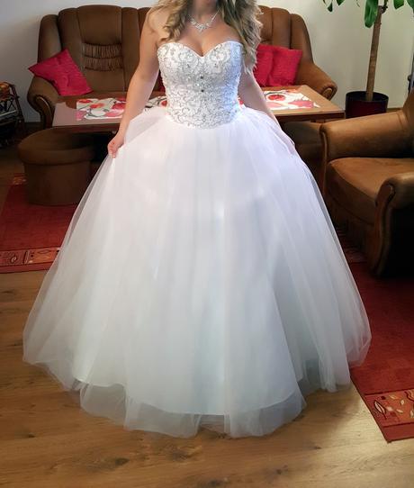 Svatební šaty Mia Solano M1312L vel. 32-36, 34