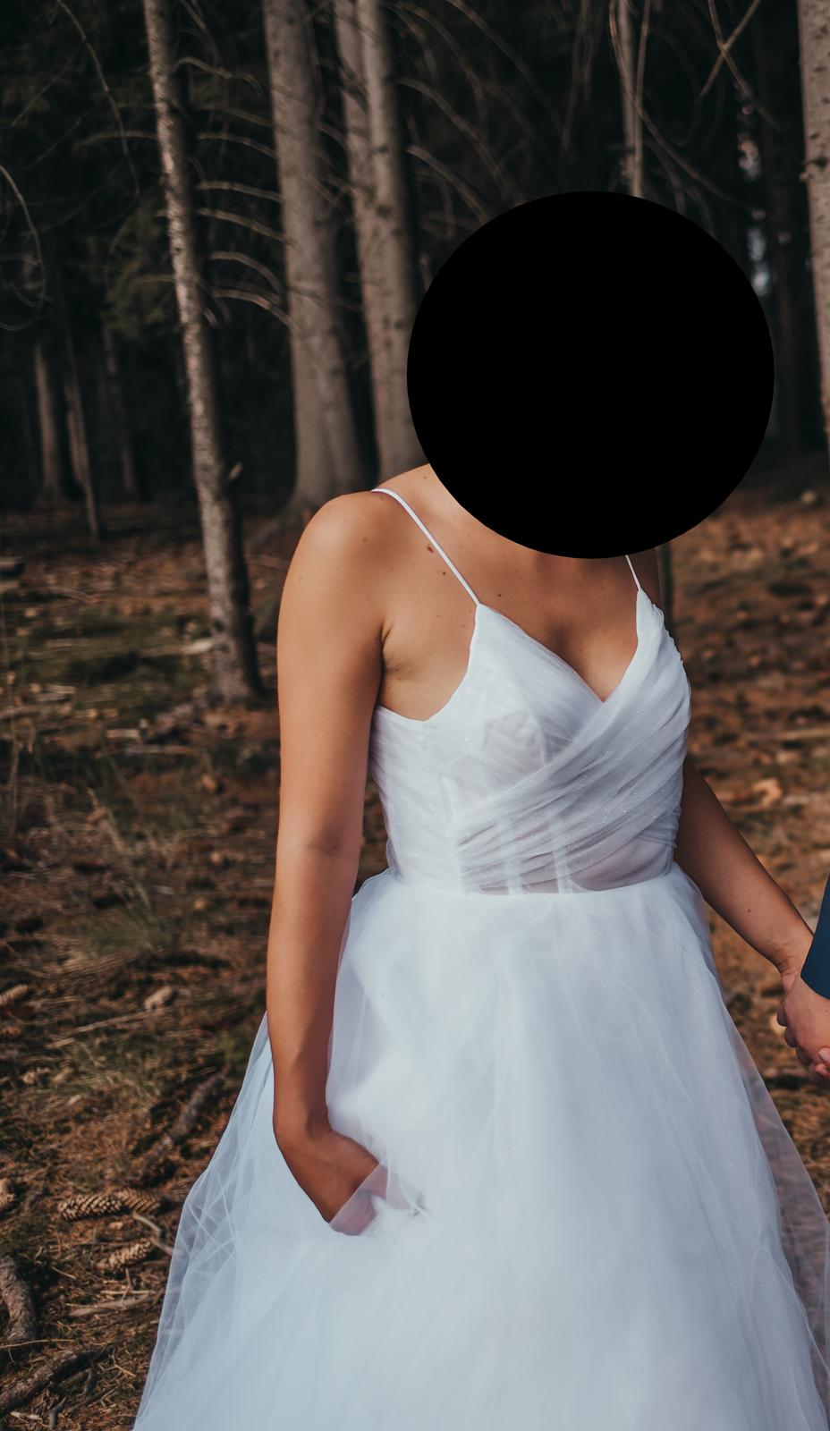 9e85f331c077 Tylové svadobné šaty