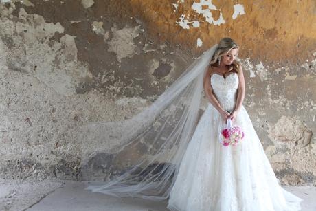 demetrios nadherne svadobne saty, 38