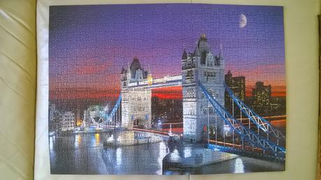 puzzle londyn,