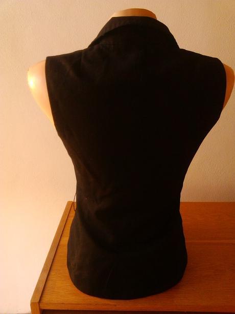 elegantná kostýmová vesta H&M, 36