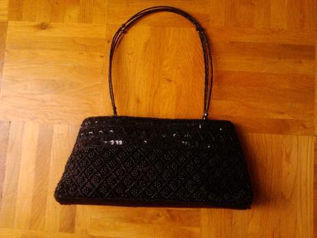 luxusná slávnostná kabelka,