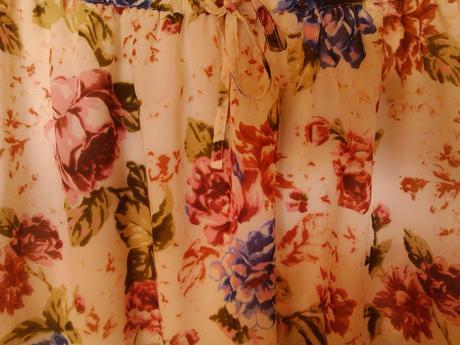 vzdušná šifónová sukňa, 38