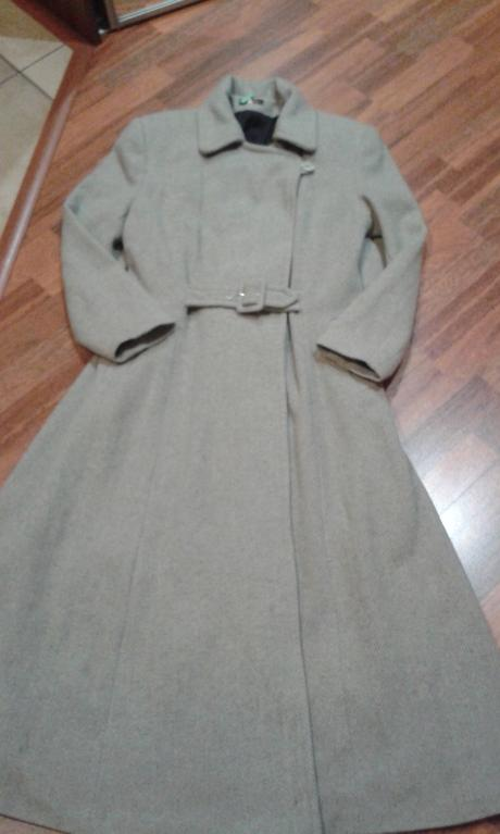 Kabát dlhý na zimu, 42