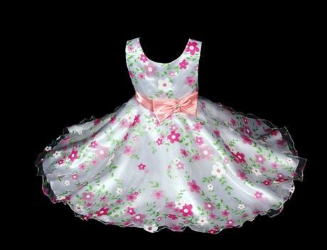Slavnostní šaty Bela vel. 122/128, 122