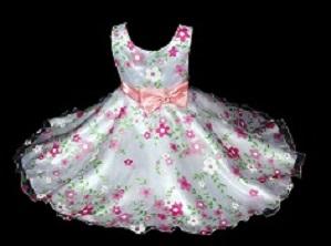 Slavnostní šaty Bela vel. 98/104, 98