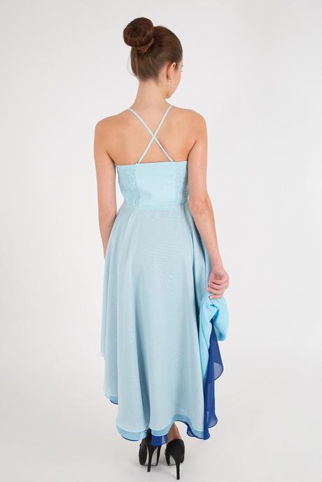 Společenské šaty Blankyt, vel. XS 34/36cm, 36