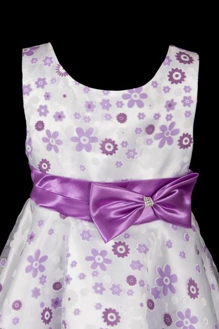 Společenské šaty LILA , vel. 98/104, 98