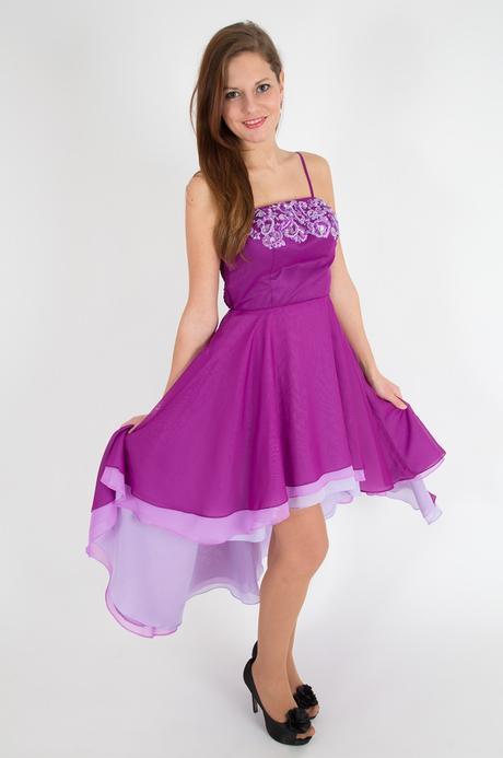 Společenské šaty Viola, vel. XS 34/36cm, 170