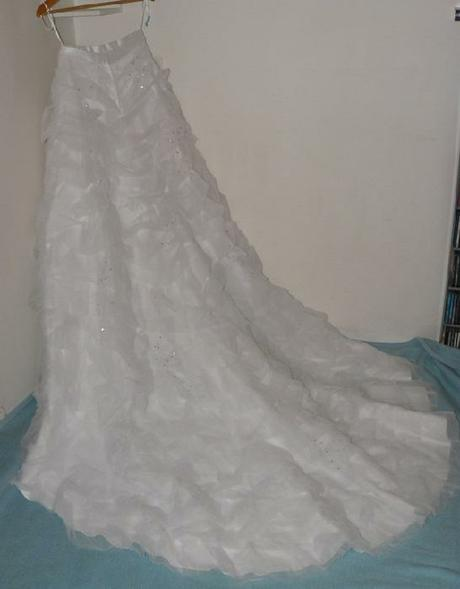 Princeznovské svatební šaty Pronuptia, 38
