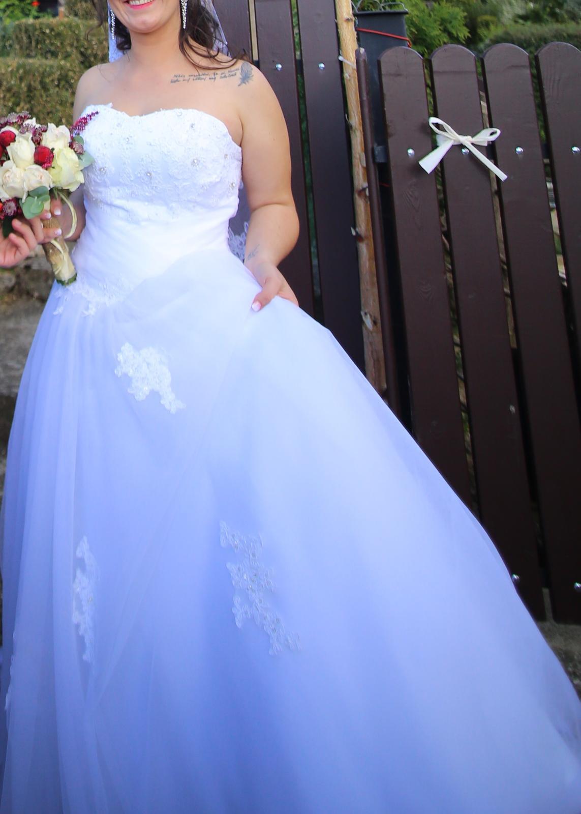 8bedf36ed963 Svadobné šaty na predaj