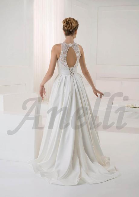 Svadobné šaty Crystal 1536, 36