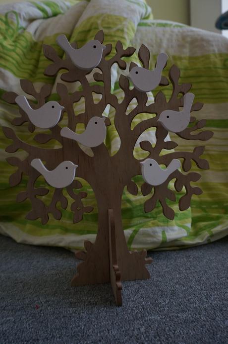 Dřevěný strom,