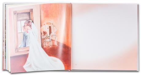"""Svadobná kniha prianí """"S láskou"""","""