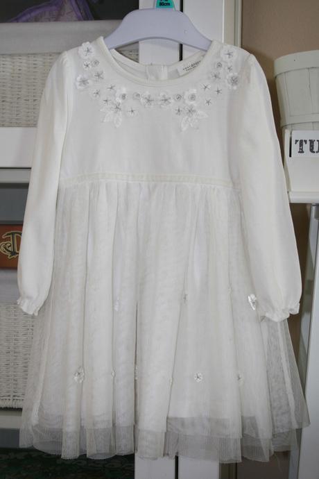 Jednou oblečené šaty Next pro družičku, 80