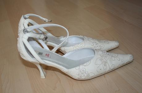 Pohodlné svatební boty značky Graf, 37