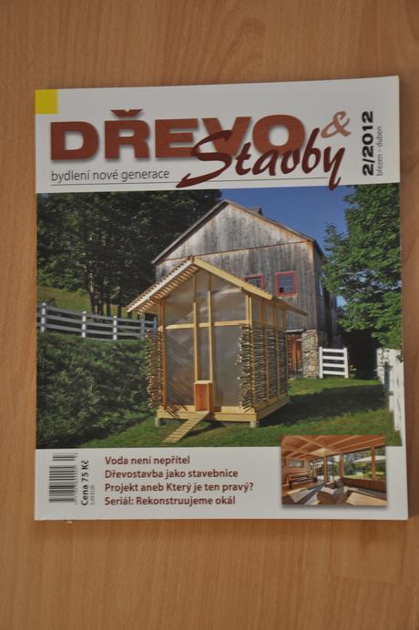 Dřevo & stavby,