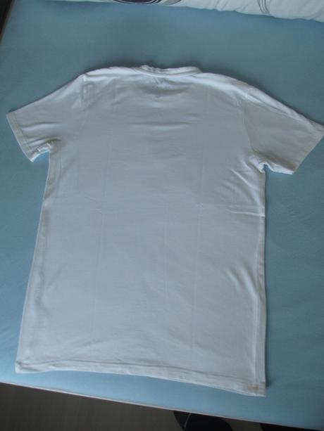 Klasické bílé tričko, M