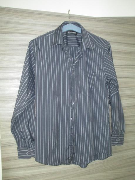 Košile pruhovaná, 38