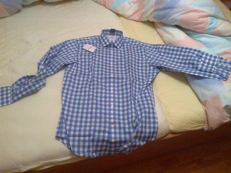 Košile TM Lewin v záruce (s účtenkou), L