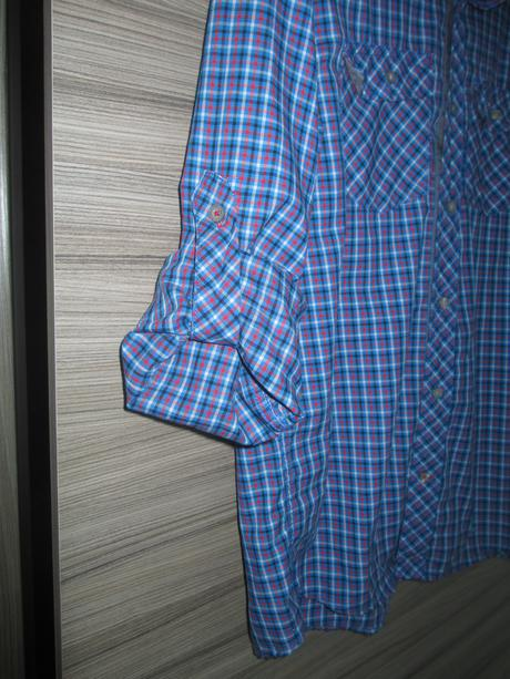 Kostkovaná košile Quechua, 50