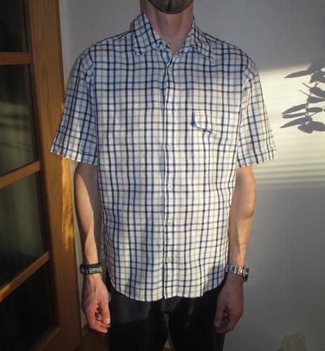 Pohodlná košile Blažek, M