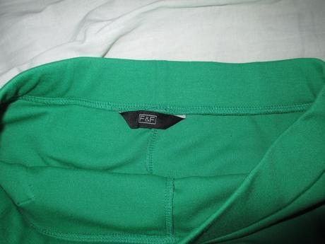Zelená sukně (strečová), 40