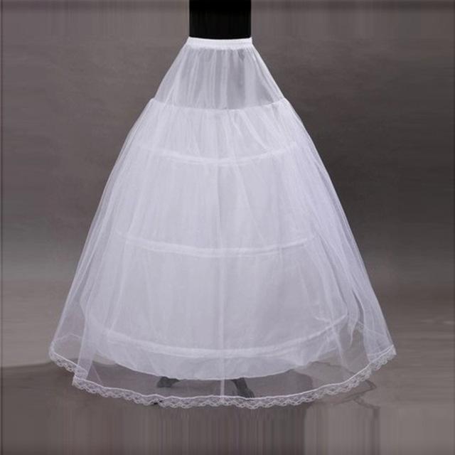 1b458bb6434c Trojkruhova spodnicka pod svadobné šaty