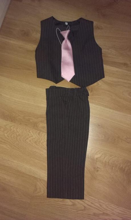 vesta a nohavice 86-92, 92