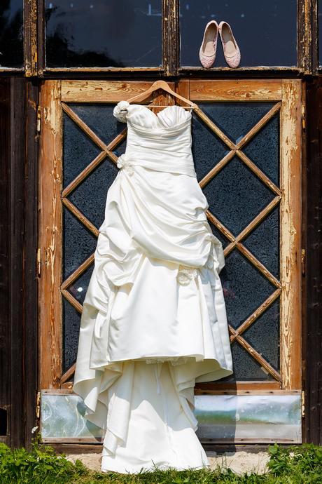 San Patrick svatební šaty, 42