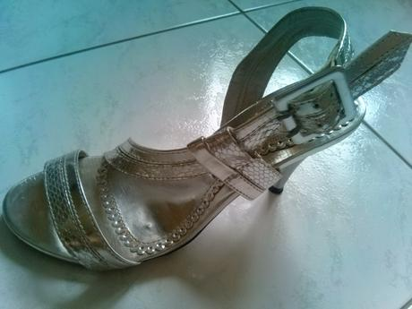 Elegantné sandálky John Garfield, 38