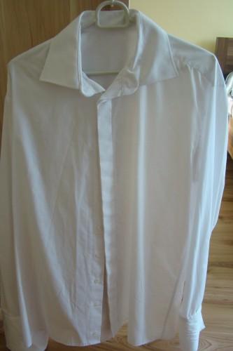svadobná košeľa, 40