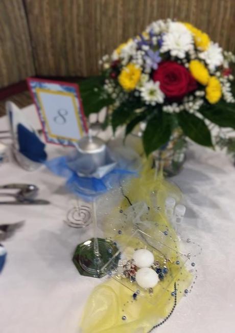 Plastová miska mini na plávajúce sviečky 5 ks,