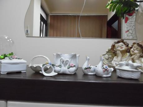 porcelánové šperkovnice,