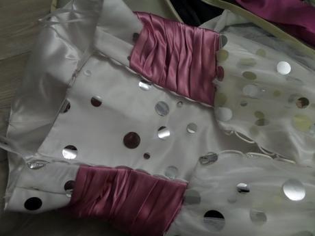 Originální svatební/plesové šaty, 40