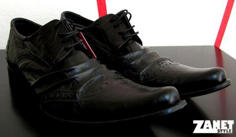 Pánske elegantné topánky kožené 77746d9cd2d
