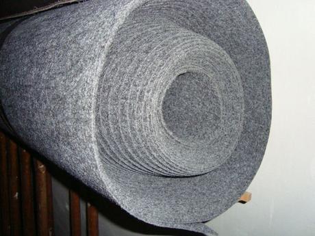 Záťažový koberec ,