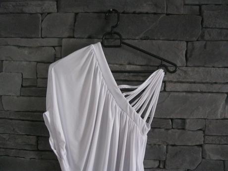 Biele šaty na svadobné ráno - nenosené, 36