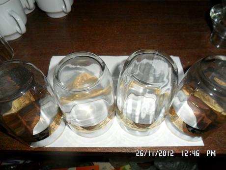 Rôzne poháre,