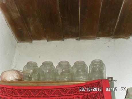 Zavaraninové poháre a fľašky,