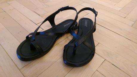 Sandále kožené , 40