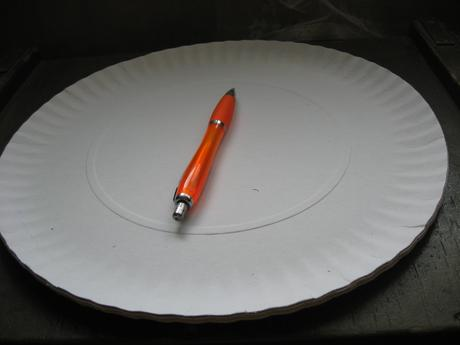 Papírové talíře tácy 28cm,