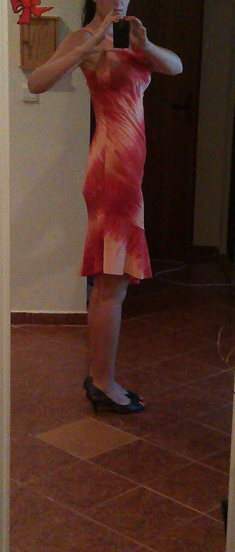 Letné spoločenské šaty, 38