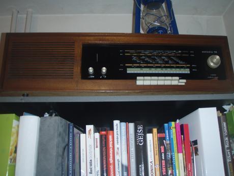 starodavne radio zn. Melodia16,