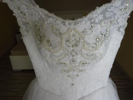 Svadobné princeznovské šaty, 38