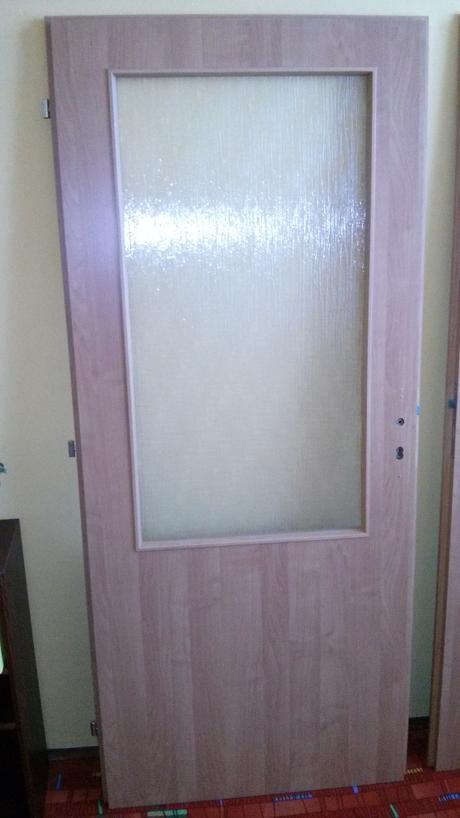 Dveře hnědé 4 ks - Ostrava,