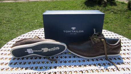 topánky Tom Tailor, 43