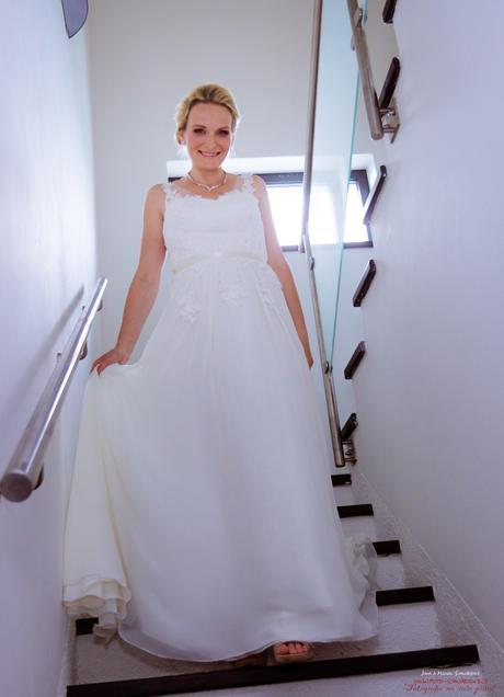 Svatební šaty vel. 36/38, 38