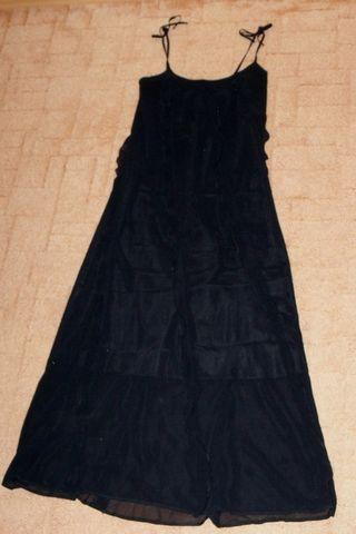 Večerní šaty s volánky-Quelle vel.38, 38